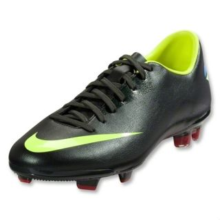 Nike Mercurial Glide III FG Soccer Cleat Seaweed New Color
