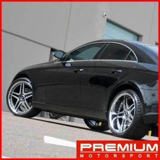 20 Wheels Mercedes Benz EURO26 CLS550 CLS63 Wheels Rims