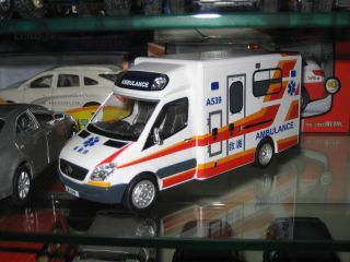 Mercedes Benz Sprinter Hong Kong Ambulance 1 38 Toy Car