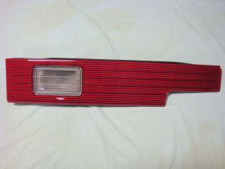 Mercury Villager Back Up Light Reflector on Lift Gate Left Side 1993