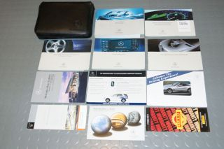2005 Mercedes Benz CLK320 CLK500 CLK 320 Owners Manual