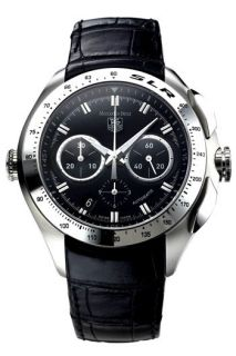 Limited Tag Heuer SLR Mercedes Benz CAG2110 FC6209 Chrono Watch RARE