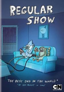 Regular Show The Best DVD in The World at This Moment in Time New DVD