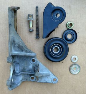 Mercury Villager Nissan Quest Power Steering Pump Tensioner Bracket 93