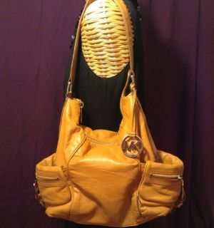 Michael Kors Yellow Handbag Must See Retails for $300