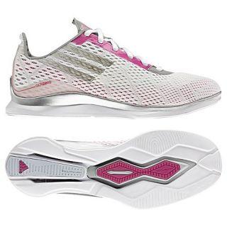 NEW Adidas ADIZERO TRAINER Running Shoe gym marathon response tennis