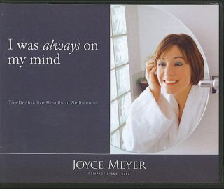 Was Always on My Mind 4 CDs Joyce Meyer