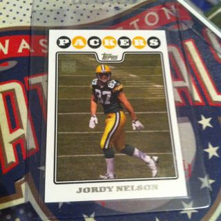 Topps Jermichael Finley Jordy Nelson RC Lot Green Bay Packers