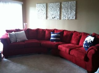 161025574_ashley-furniture-microfiber-red-sectional-couch ...