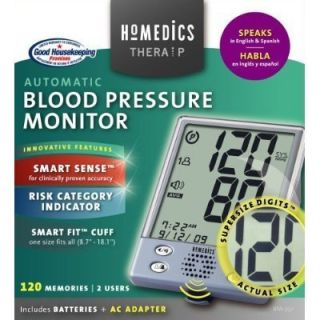 Talking Automatic Blood Pressure Monitor BPA 250 BIG Digits Arm Cuff