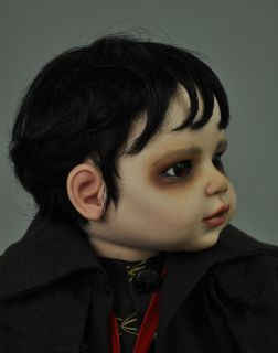 LMRB GOTH BARNABAS COLLINS JOHNNY DEPP DARK SHADOWS VAMPIRE REBORN