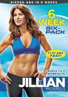 Jillian Michaels 6 Week Six Pack 2 Workouts