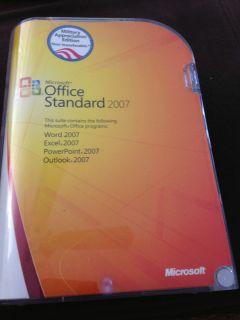 Microsoft Office Standard 2007 Full Version 3 User