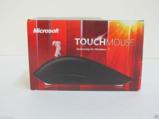 Microsoft Wireless Touch Mouse 3KJ 00001 Windows 7 Mobile Bluetrack