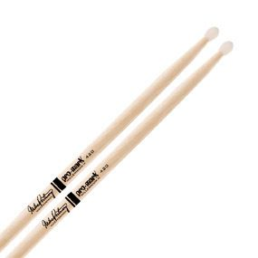 Pro Mark Mike Portnoy Nylon Tip Hickory 420 Drumsticks 6 Pair TX420N