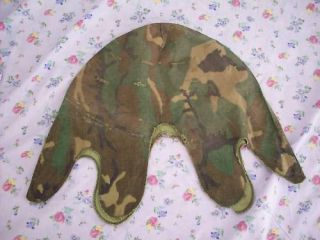 ERDL Helmet Cover Vietnam US Helmet Steel Pot