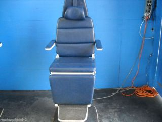 MIDMARK 418 Power Exam Chair