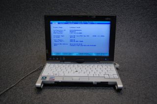 Fujitsu LifeBook P1630 Core 2 Duo 1 20GHz 2GB RAM Laptop
