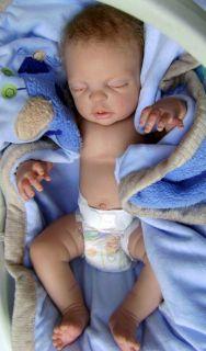 silicone vynal body Reborn baby boy doll Henry Shelia Michael sculpt