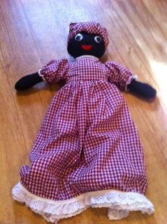 Handmade Conga Rag Doll Muneca de Trapo Gitana Santeria Voodoo