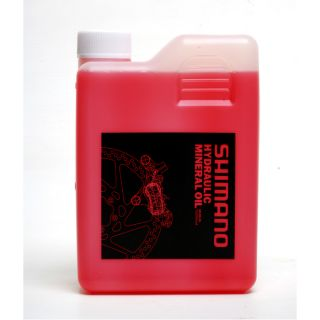 Shimano Genuine Spares Hydraulic Disc Brake Mineral Oil 1 Litre