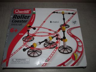Skyrail Roller Coaster Mini Rail Building Set Complete