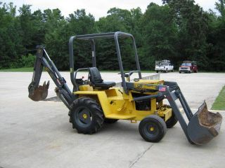 Terramite T5C Mini Backhoe Loader
