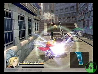 Fullmetal Alchemist and the Broken Angel Sony PlayStation 2, 2005