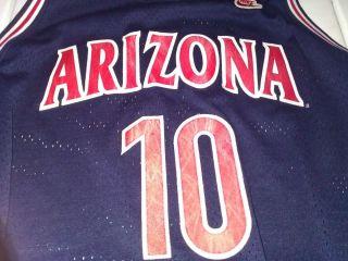 Mike Bibby Arizona Wildcats Jersey