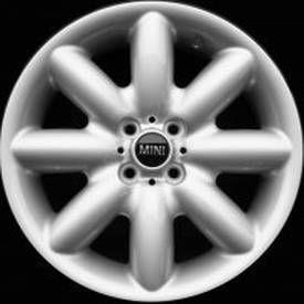 Mini Cooper 17 R85 s Lite Silver Rim Wheel New
