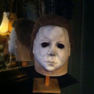 Michael Myers Halloween Mask