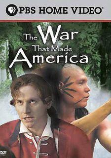 The War that Made America DVD, 2006, 2 Disc Set