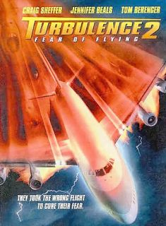 Turbulence 2 Fear of Flying DVD, 2000
