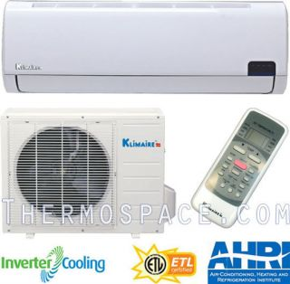 Inverter Heat Pump 24000 BTU Mini Split Air Conditioner 16 SEER