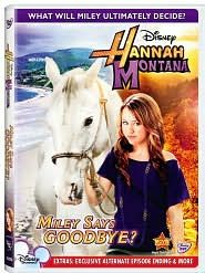 Hannah Montana Miley Says Goodbye DVD, 2010