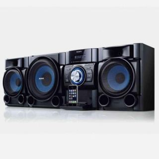 New Sony MHCEC909IP Mini Hi Fi Shelf Stereo System $199