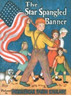 The Star Spangled Banner by Francis Scott Key 2000, Hardcover