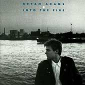 Into the Fire by Bryan Adams CD, Oct 1990, A M USA