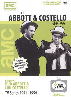 The Abbott Costello Show Vol 1 DVD 2003 2 Disc Set