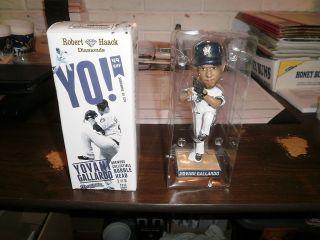 MLB Milwaukee Brewers 2012 Yovani Gallardo Bobblehead
