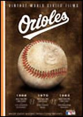 Baltimore Orioles Vintage World Series Film DVD, 2006