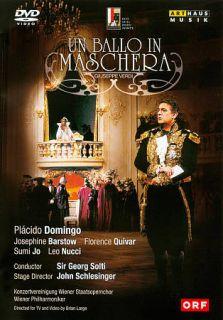 Verdi   Un Ballo in Maschera DVD, 2011