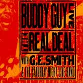 Live The Real Deal by Buddy Guy CD, Apr 1996, Jive USA