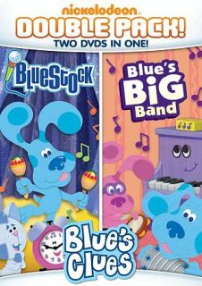 Blues Clues Blues Big Band Bluestock DVD, 2012, 2 Disc Set