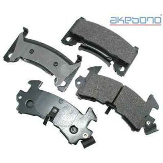 Akebono ACT154 Disc Brake Pad