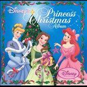 Disney Princess Christmas Album by Disney CD, Oct 2005, Walt Disney