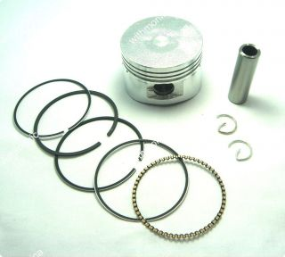 Stroke Mini Bike Parts Piston Kit Rings 110cc x18 X19