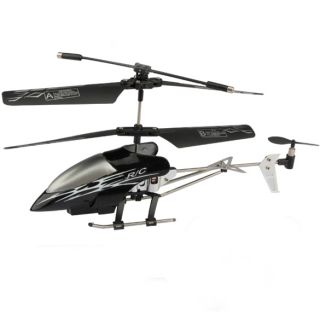 RC Helicopter Mini 3CH Channel RC Remote Control Airplane COPTERS Grey