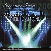 Signature Series A Tribute to Neil Diamond by Di Angelo Orchestra CD
