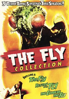 The Fly Classic Collection DVD, 2009, 4 Disc Set